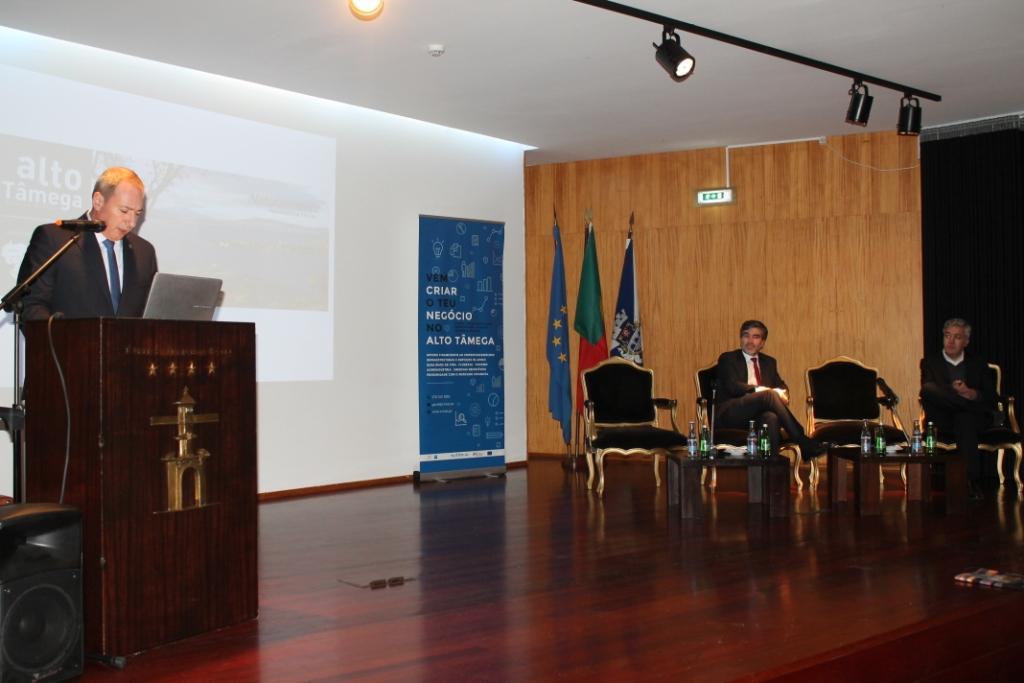 seminario empreendedorismo presidente