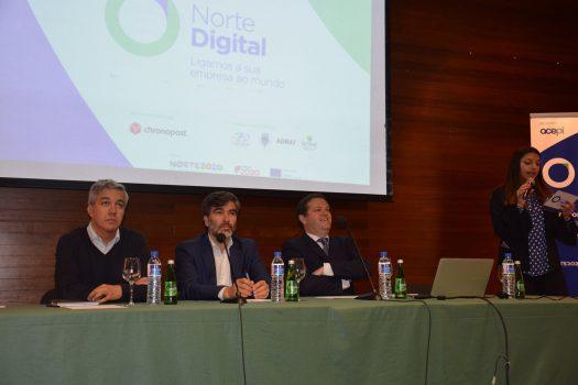 imagem evento norte digital em Chaves