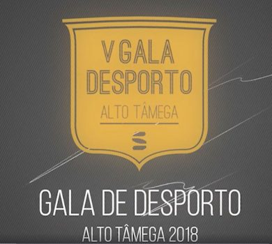 gala do desporto do alto tâmega