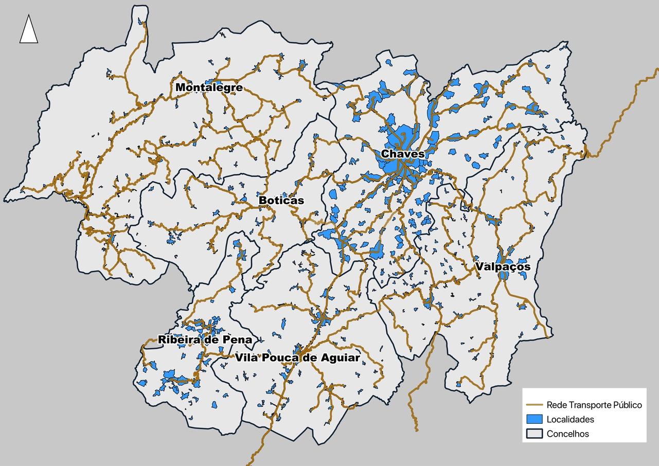 mapa autoridade transportes