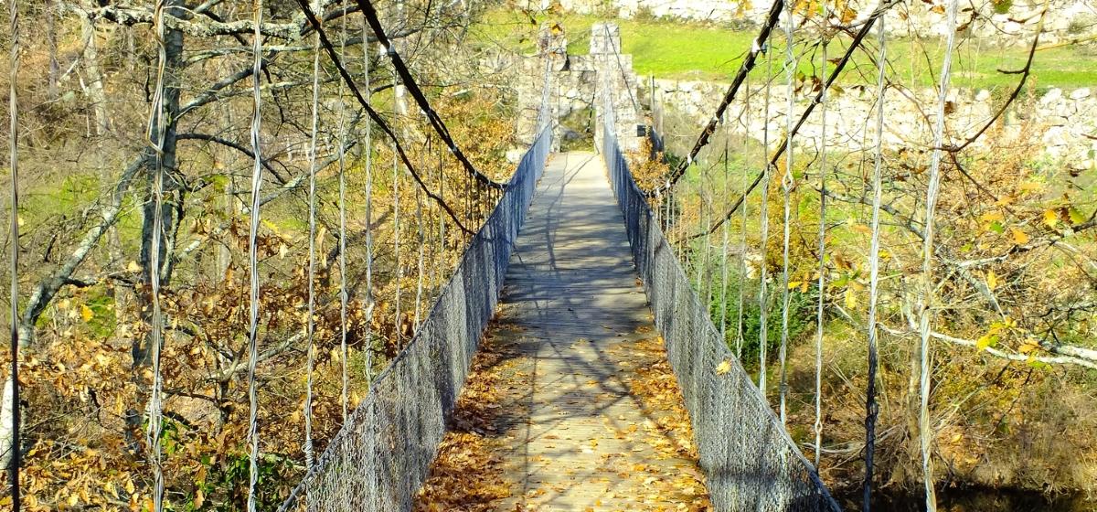 imagem ponte Ribeira de Pena