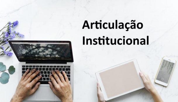 articulacao institucional