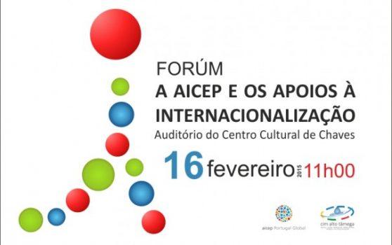 forum de apoios à internacionalização das empresas