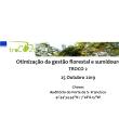 Otimização da Gestão Florestal e sumidouros de carbono – TROCO2