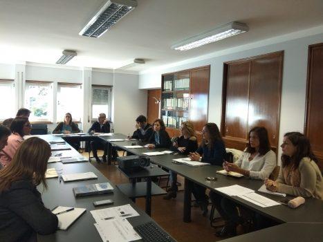 reunião GTFI